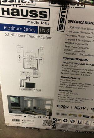 5.1 Surround sound speakers for Sale in San Jose, CA