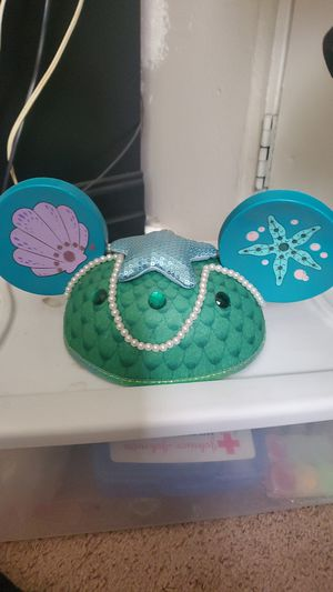 mermaid Mickey ears for Sale in Riverside, CA