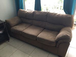 Sofa bed + Couch for Sale in Miami, FL