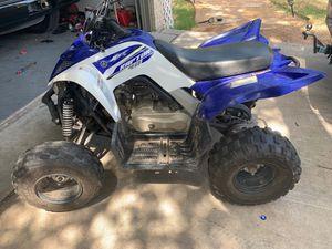 Yamaha raptor 90- 90-50 for Sale in San Antonio, TX