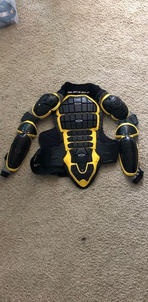 SPIDI Defender Amor 180 Motorcycle Protective Gear for Sale in Tampa, FL