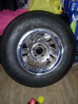 Brand new 15 inch trailer tire E load range for Sale in Bakersfield, CA