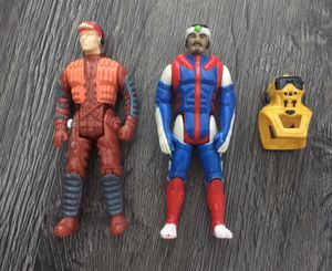 m.a.s.k. Vintage Action Figure Old Toy Lot for Sale in Peoria, AZ