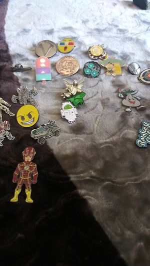 Disney Pins, Pokemon Pins, and more for Sale in Los Angeles, CA