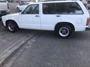 91 Chevy blazer for Sale in Newberg, OR