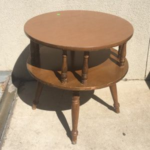 Round Accent Table for Sale in Philadelphia, PA