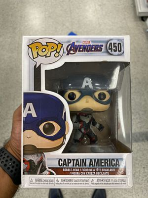 Captain America POP! for Sale in Los Angeles, CA