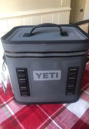 Yeti cooler. Brand new. Gray for Sale in Gainesville, GA