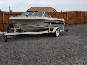 16 foot sea sprite continental mark 1 I/O motor for Sale in Pueblo, CO
