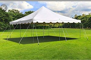 15ft by 15ft party pole tent for Sale in Fishersville, VA