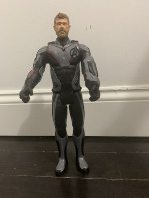 Avengers Action Figure Captain America Hulk Iron man for Sale in Brooklyn, NY