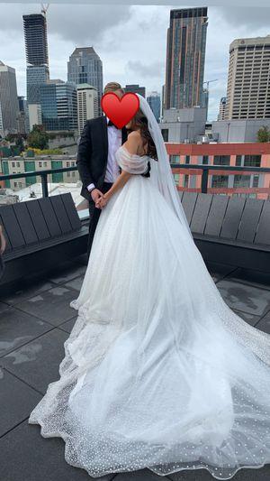 MilaNova Wedding dress for Sale in Puyallup, WA