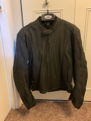AGV Sport leather motorcycle jacket for Sale in Lanham, MD