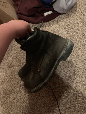 Red wing steel toes for Sale in Colorado Springs, CO