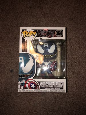 Venomized Captain America for Sale in West Valley City, UT