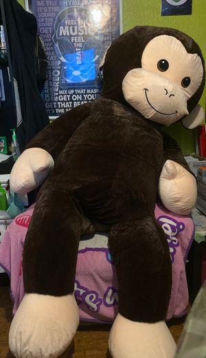 Stuffed monkey for Sale in West Palm Beach, FL