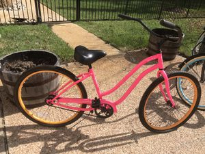 "2- 26"" Beach Cruiser Bikes Barely Used for Sale in Virginia Beach, VA"