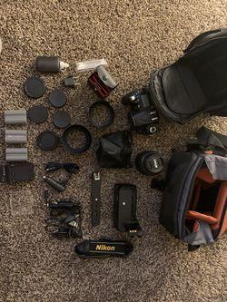 Nikon D90 SLR kit for Sale in Waco,  TX