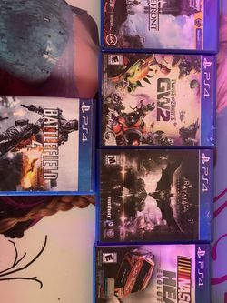 PS4 Games for Sale in Granite City,  IL