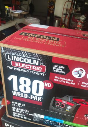 Lincoln Electric 180 weld- pal for Sale in Bolingbrook, IL
