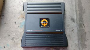 Quantum Audio 2ch 600watts for Sale in Los Angeles, CA