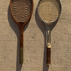 Antique Tennis Rackets Lot for Sale in New Braunfels, TX