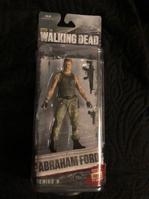 Abraham ford collectible action figure for Sale in South Gate, CA