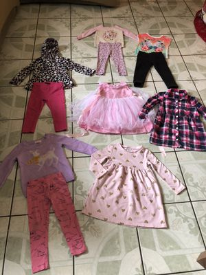 3T toddler girl clothes for Sale in Riverside, CA