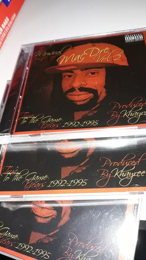 Mac Dre CD for Sale, used for sale  National City, CA