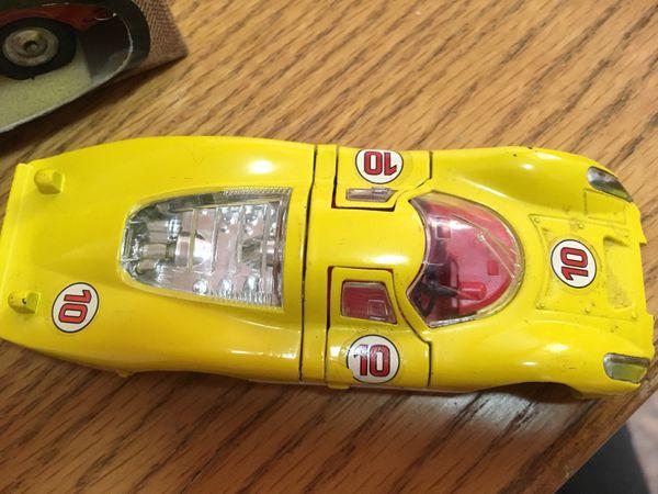 European Car Toy Collection