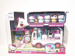 Hello kitty rescue set for Sale in Los Angeles, CA