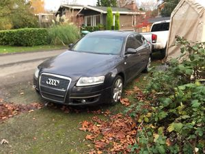 2006 Audi A6 Parting Out for Sale in Seattle, WA