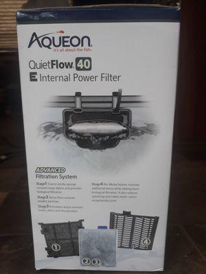 Aqueon power filter for Sale in Montverde, FL