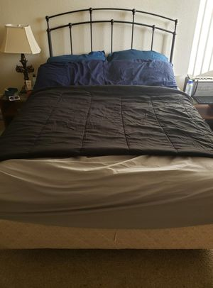 Full size bed for sale for Sale in Sunnyvale, CA