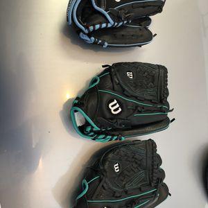 Wilson Baseball Gloves for Sale in Beaverton, OR
