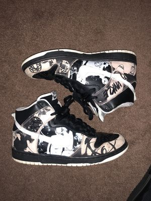 Nike Dunk high pro SB UNKLE SUPREME 9.5 for Sale in Silver Spring, MD