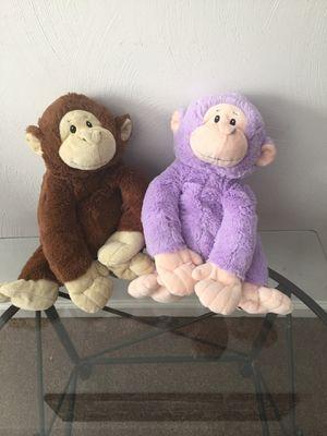 W jr Stuffed teddy bears for Sale in Norfolk, VA