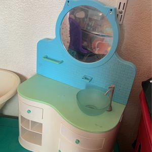 American Girl Doll Bathroom Set for Sale in Escondido, CA