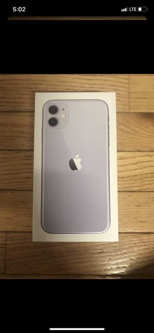 Purple iPhone 11 for Sale in Odessa, TX
