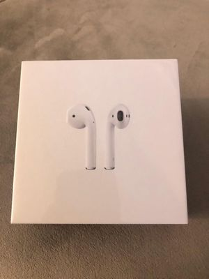 Brand new Apple AirPods 1st generation for Sale in Tinley Park, IL