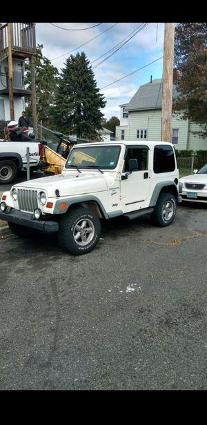 1997 jeep wrangler sport 4x4 for Sale in Bristol, CT