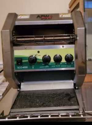 APW toaster ECO 400 for Sale in Winter Garden, FL