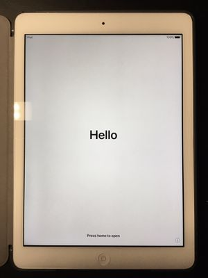 iPad Air for Sale in Renton, WA