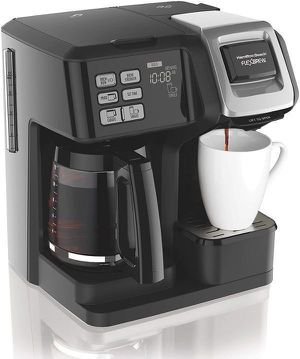 Coffee Maker 2 way kitchen Cafetera Electrica Café Hamilton Beach A124 for Sale in Miami, FL