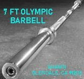 7 FEET OLYMPIC BARBELL - 45LBS for Sale in Glendale,  CA