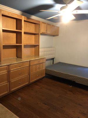 Bedroom drawers desk bookshelves for Sale in Boynton Beach, FL