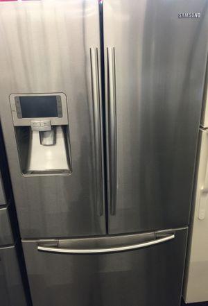 French door fridge for Sale in Mount Clemens, MI