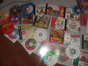 Kid's computer CD roms for Sale in Virginia Beach, VA