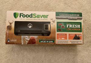 FoodSaver vacuum sealer for Sale in Arlington, VA