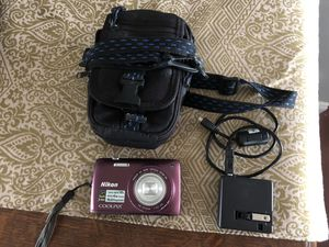 Nikon Coolpix Digital Camera for Sale in Eldridge, IA